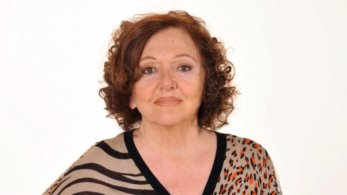 Gloria Münchmeyer lleva 35 años haciendo grandes roles en teleseries