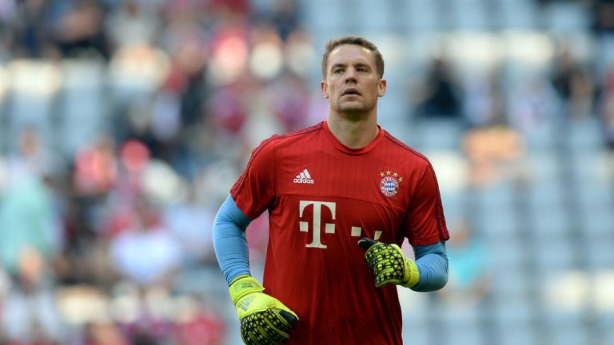 Portero para rato: Manuel Neuer renueva con el Bayern Munich de Vidal hasta el 2021