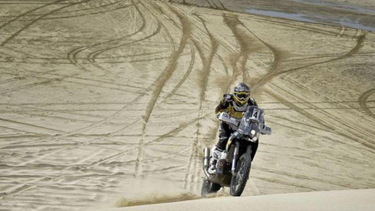 Casale y Quintanilla lideran sus categorías en la clasificación general del Rally de Qatar