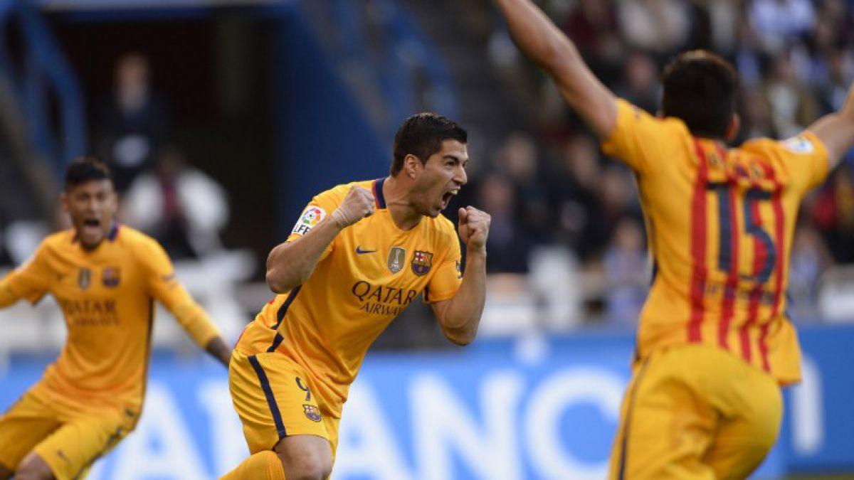 Barcelona vuelve al triunfo con impresionante goleada sobre Deportivo La Coruña