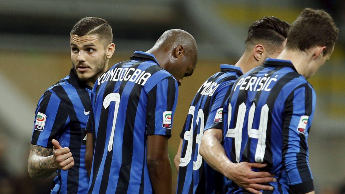 Inter de Milán con Medel cae ante Genoa y se aleja de Champions League