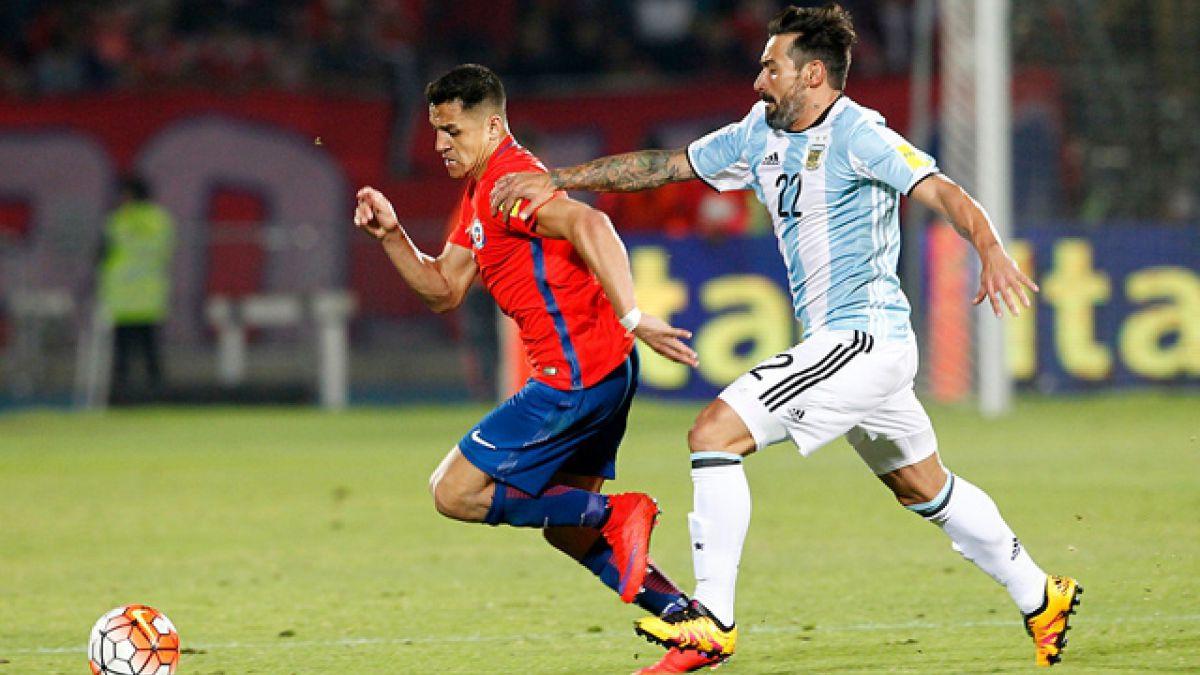 El frente a frente de Chile con sus rivales en el Grupo D de la Copa América Centenario