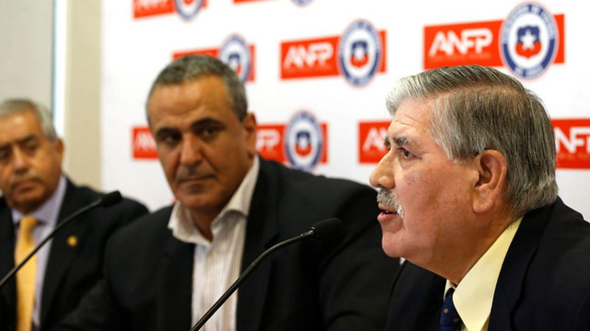Círculo de Periodistas Deportivos repudió acusaciones de dirigente Luis Faúndez
