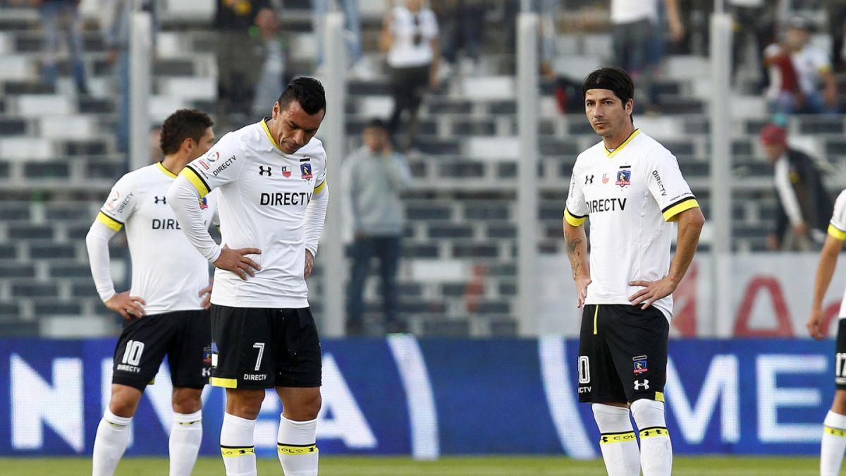 El duro análisis de Valdés por presente de Colo Colo: Hay que hacerse un examen de conciencia