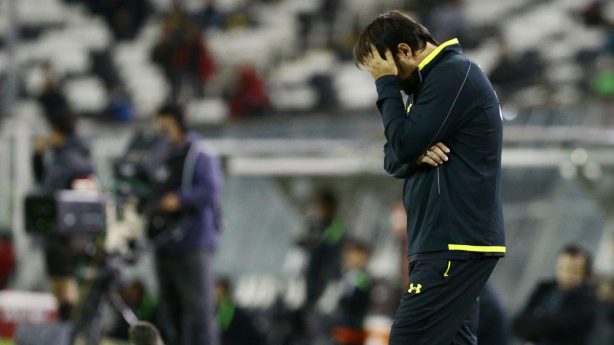 José Luis Sierra asume el mal momento de Colo Colo: El responsable soy yo