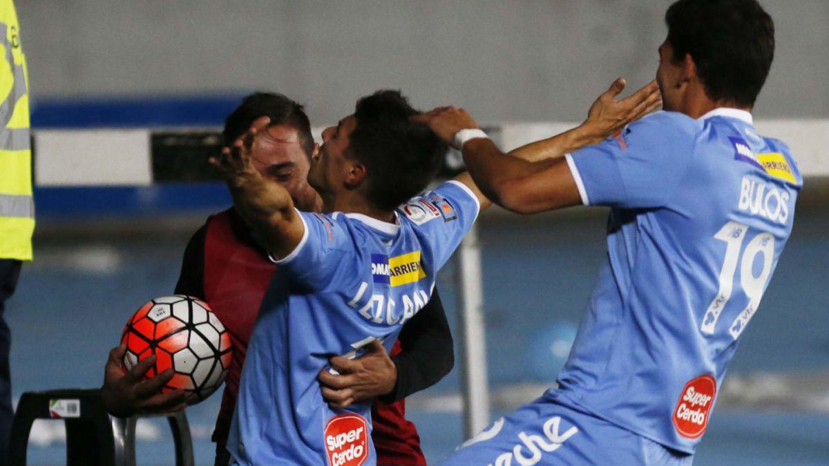 OHiggins llega a la cima del Clausura tras vencer a San Luis en un partidazo