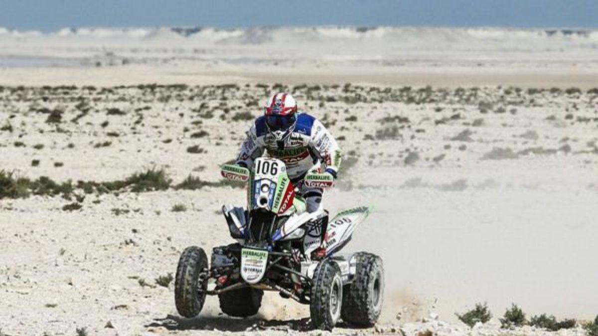 Quintanilla cede el liderato y Casale continúa primero en Rally de Qatar