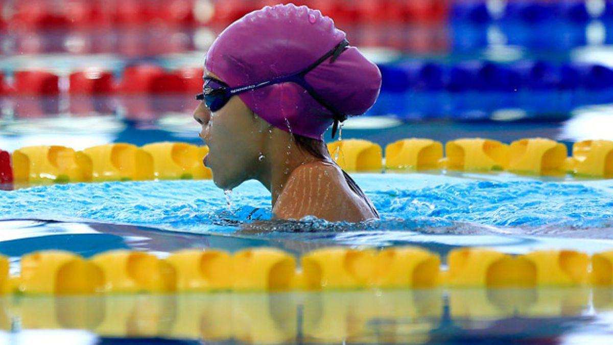 Nadadora Valentina Muñoz clasifica a los Juegos Paralímpicos de Río de Janeiro 2016