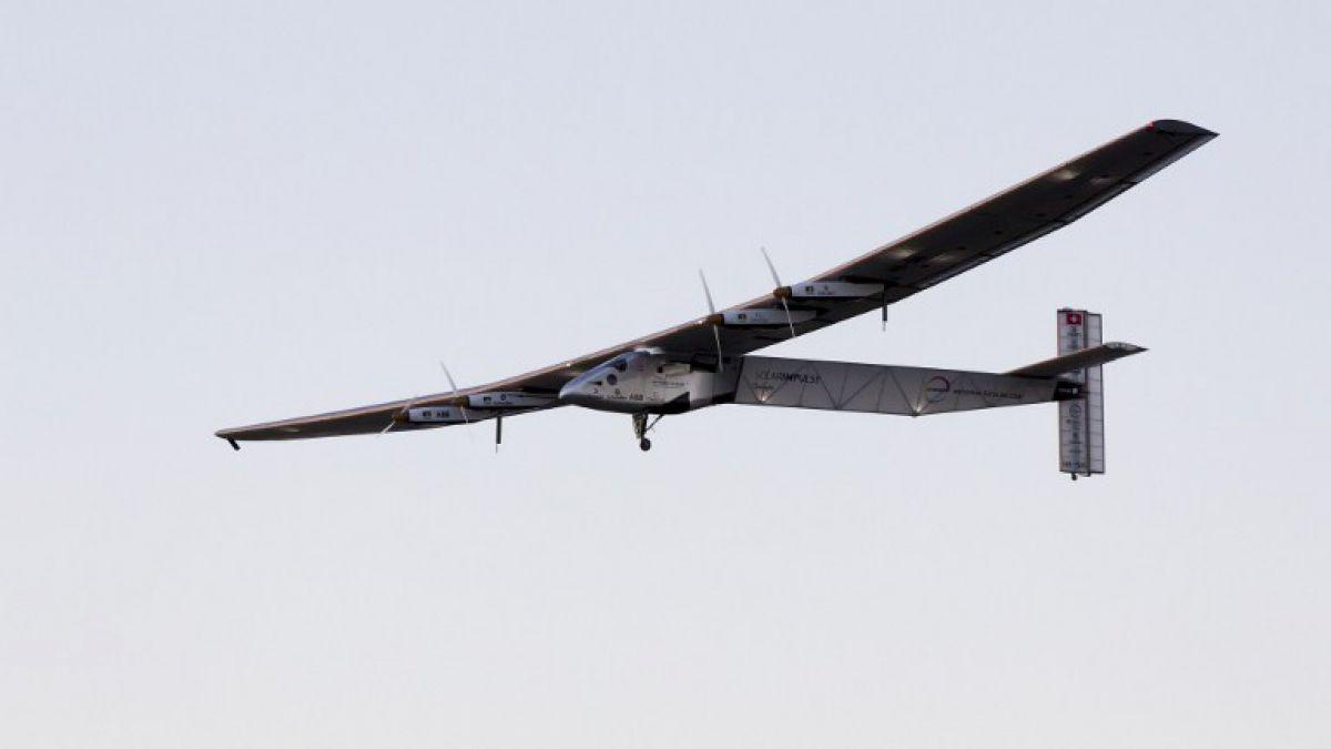 Avión Solar Impulse 2 reanuda vuelta al mundo sin usar combustibl ...