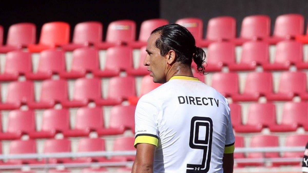 Luis Pedro Figueroa admite bajón en Colo Colo y realiza autocrítica a su desempeño