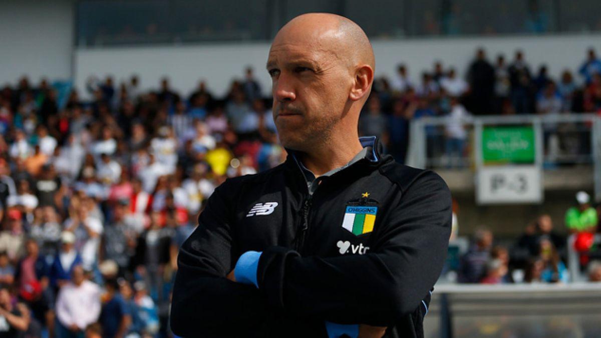 "Técnico de O'Higgins aseguró que esperan ""que Católica no gane"" el clásico"