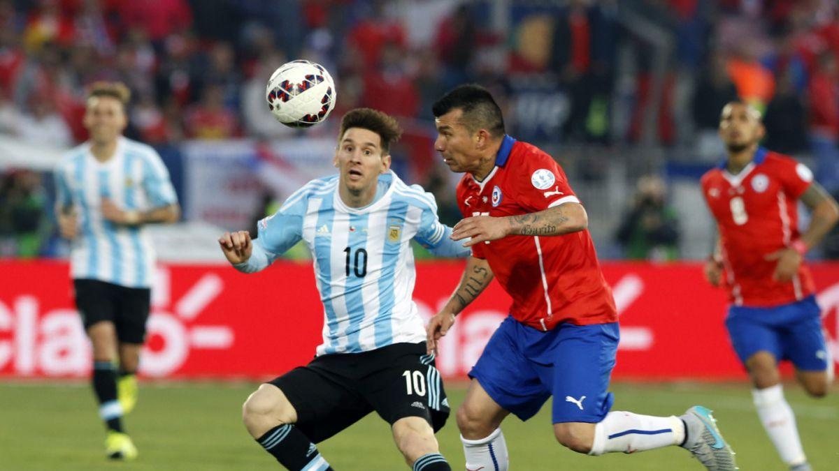 Partido Chile-Argentina es el que más entradas ha vendido para Copa América Centenario