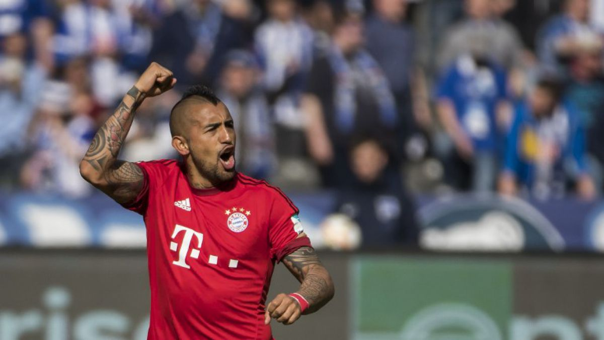 Arturo Vidal envía mensaje tras titularse campeón con el Bayern en Alemania