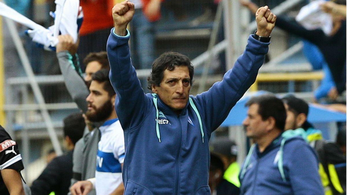 Mario Salas: Nuestra bandera de lucha estará a tope hasta el final