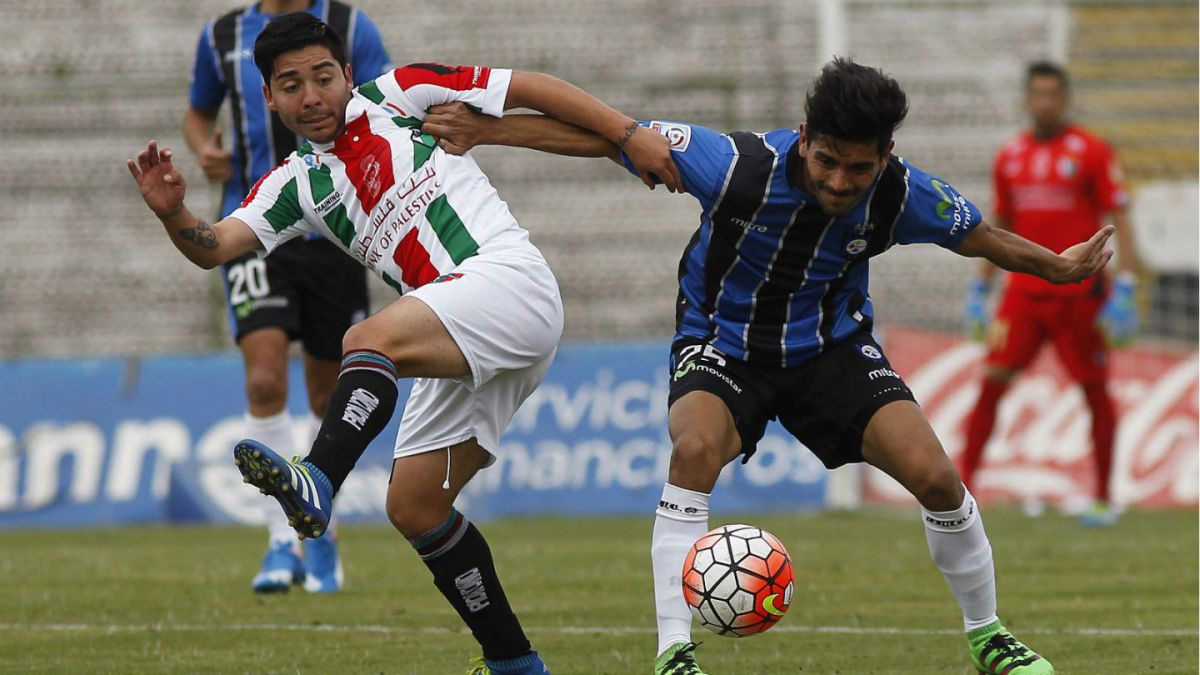 Palestino y Huachipato empatan en el arranque de la fecha 14 del Clausura