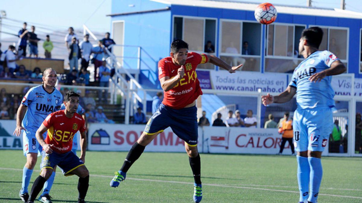 Unión Española lo da vuelta y vence a Deportes Iquique