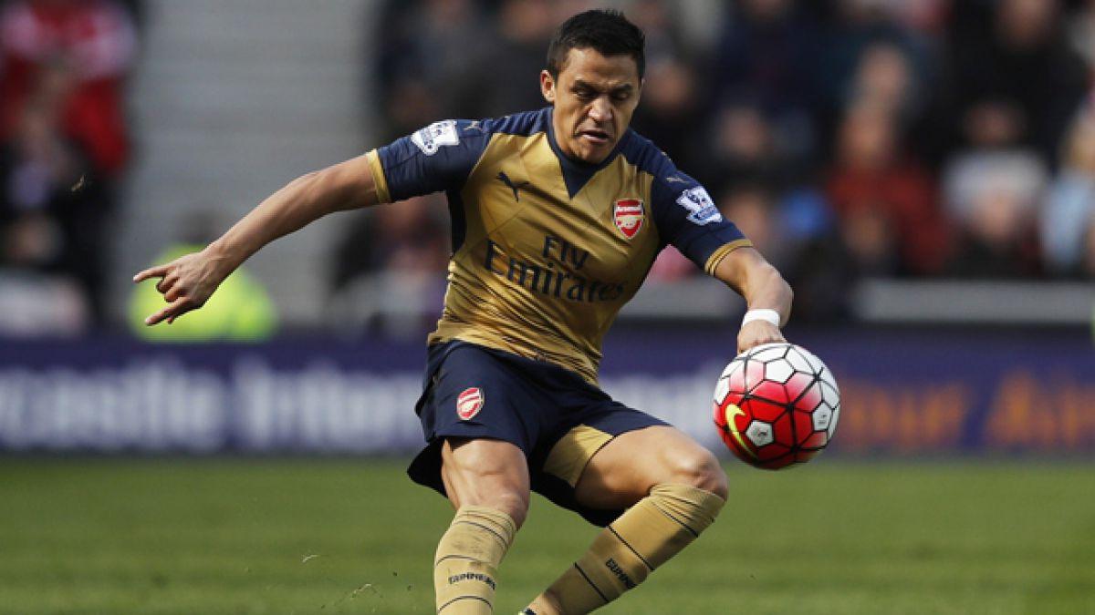 Arsenal FC de Alexis iguala con Sunderland y pierde su puesto en el podio de la Premier