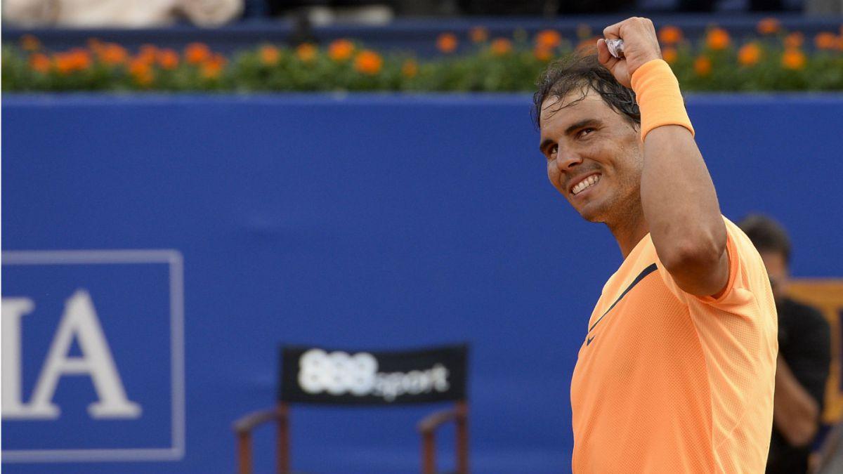 Rafael Nadal gana Torneo de Barcelona e iguala récord de Vilas en arcilla