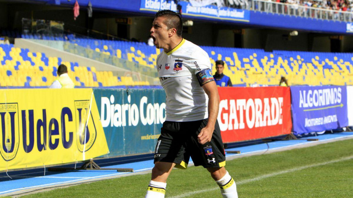 Colo Colo derrota a U. de Concepción y mantiene mínima chance de pelear por el título