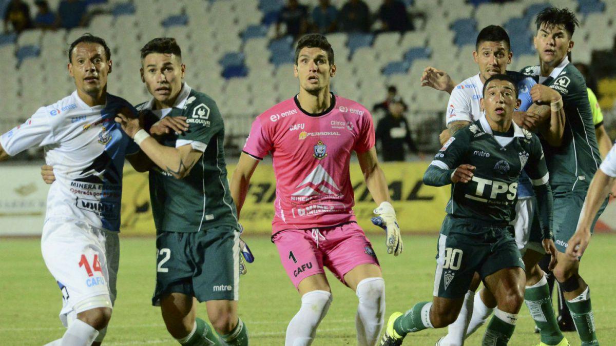 [Minuto a Minuto] Wanderers se enfrenta a Antofagasta en Valparaíso