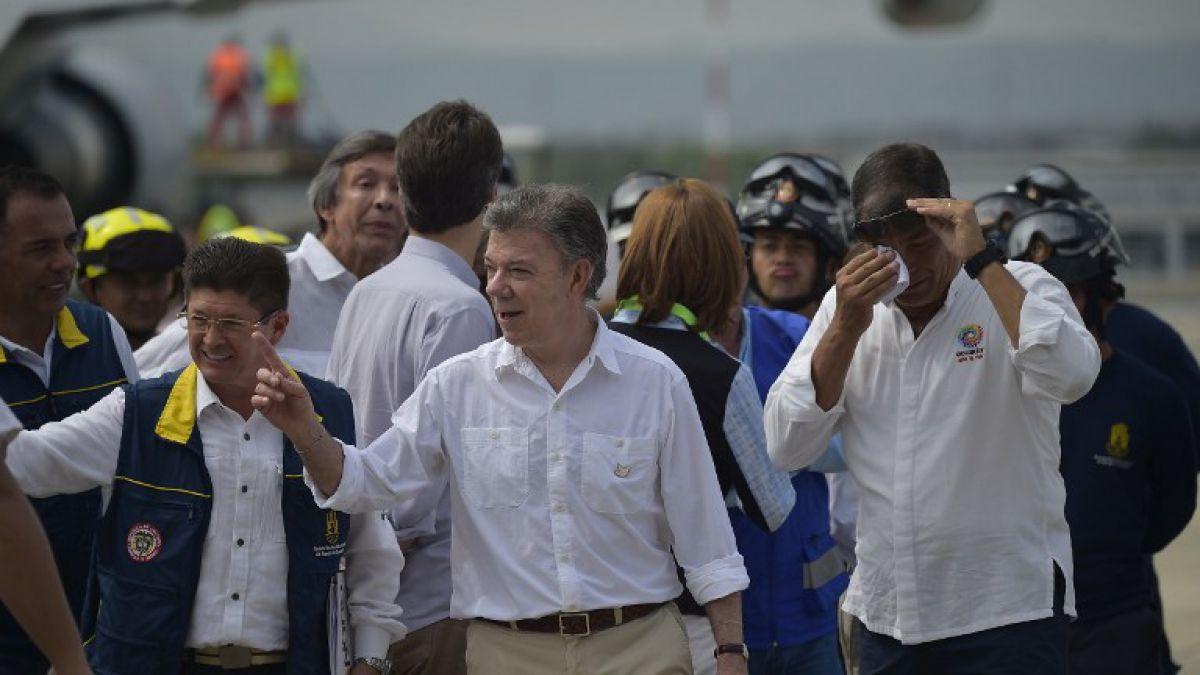 Presidente de Colombia renueva parte de su gabinete con miras a los acuerdos de paz