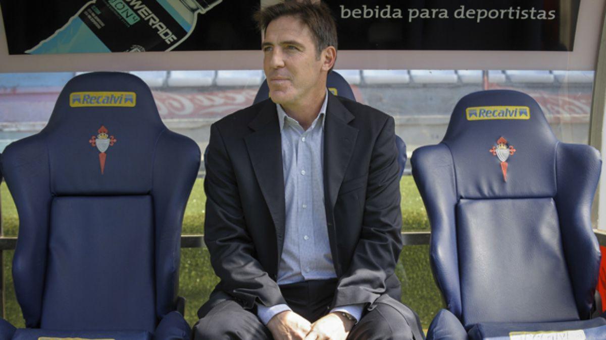 Eduardo Berizzo renueva por un año como entrenador de Celta de Vigo