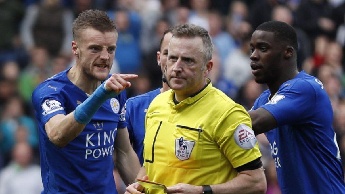 Figura del Leicester no podrá jugar duelo donde irán por inédito título en la Premier