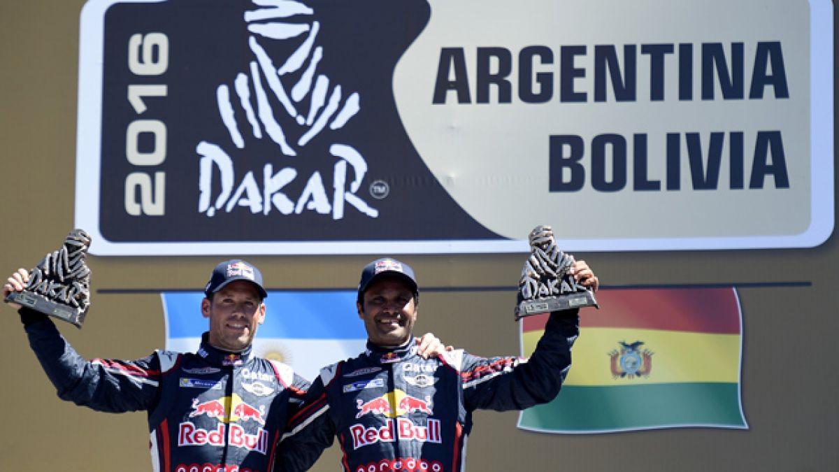 Paraguay irrumpe en el recorrido de la 39ª edición del Dakar