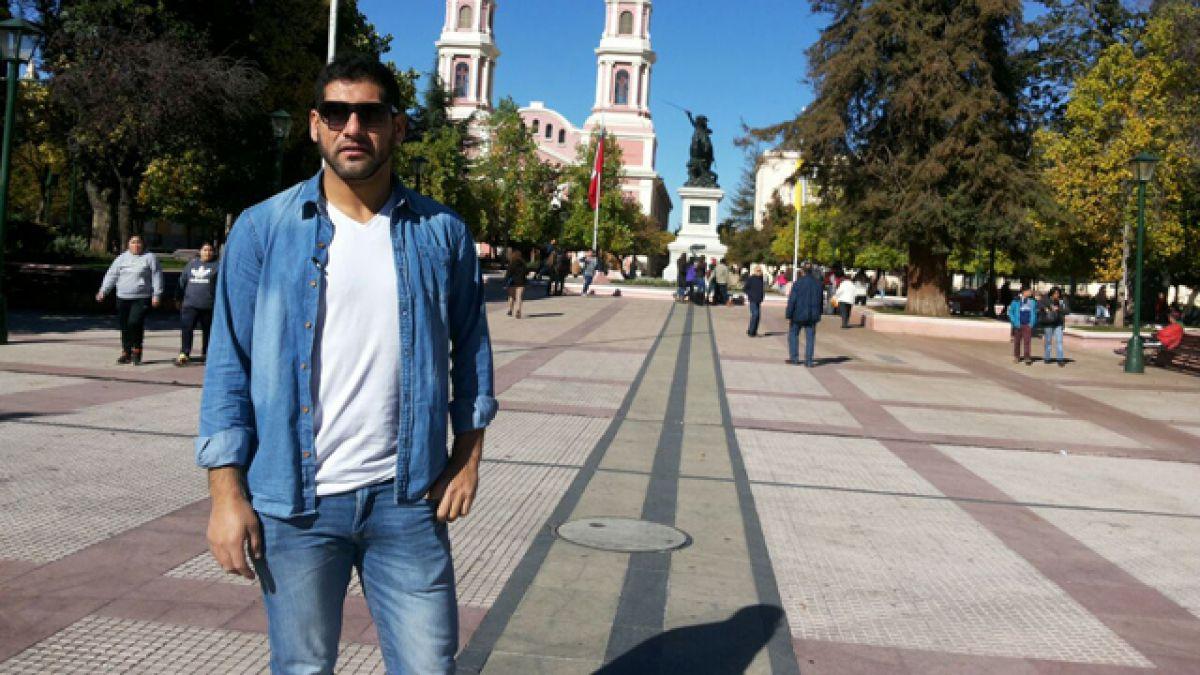 """Diego Olate tras ser absuelto: """"Fue la peor situación que me ha tocado vivir en mi vida"""""""