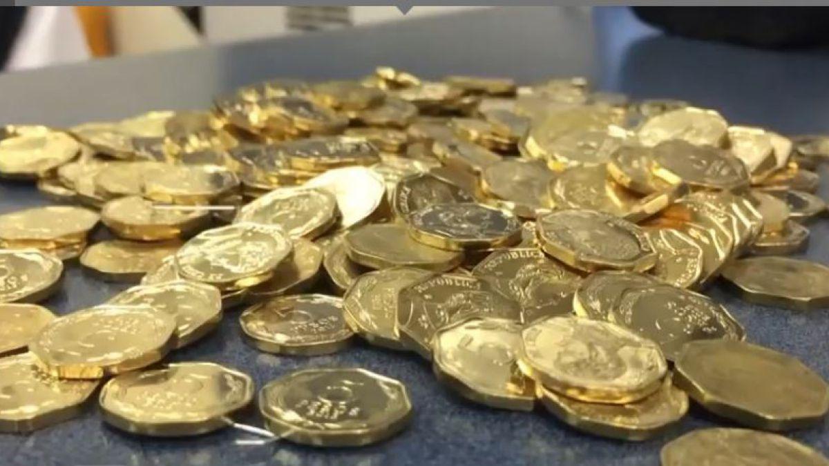Autoridades proponen eliminar las monedas de $1 y $5