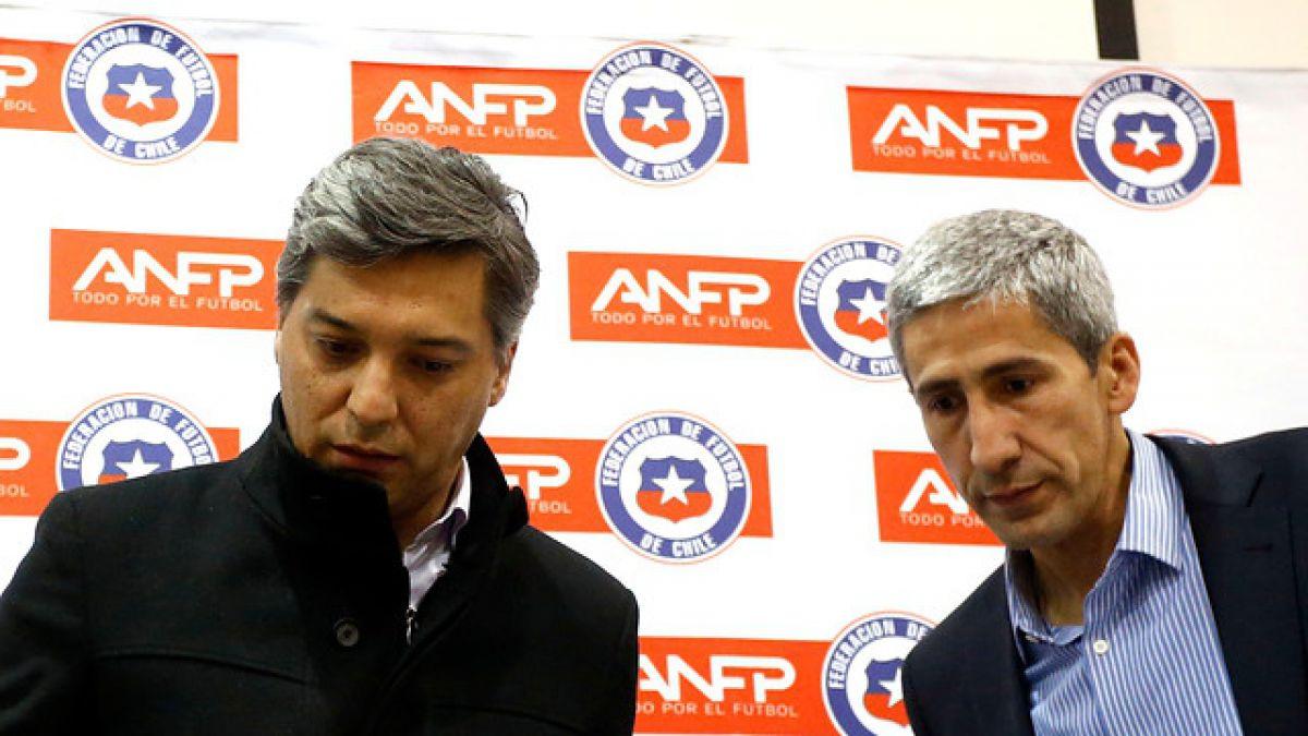 """ANFP y desafiliación de Concepción: """"Fue una decisión dura y drástica pero necesaria"""""""