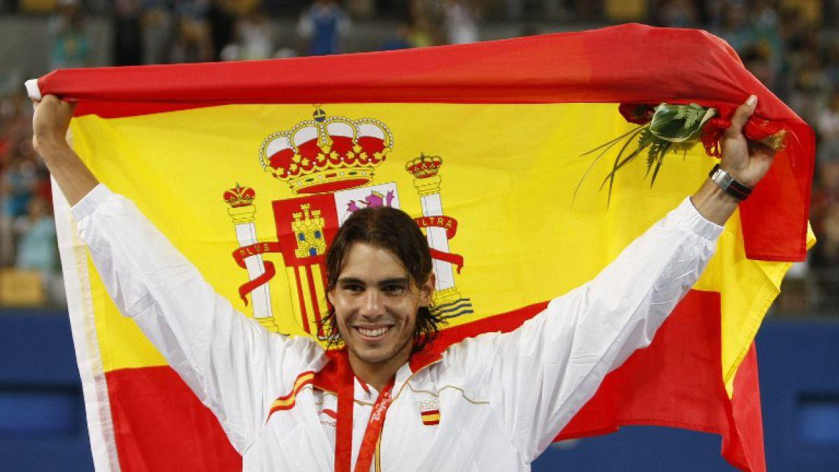 Rafael Nadal será abanderado de España en los JJ.OO. de Río 2016