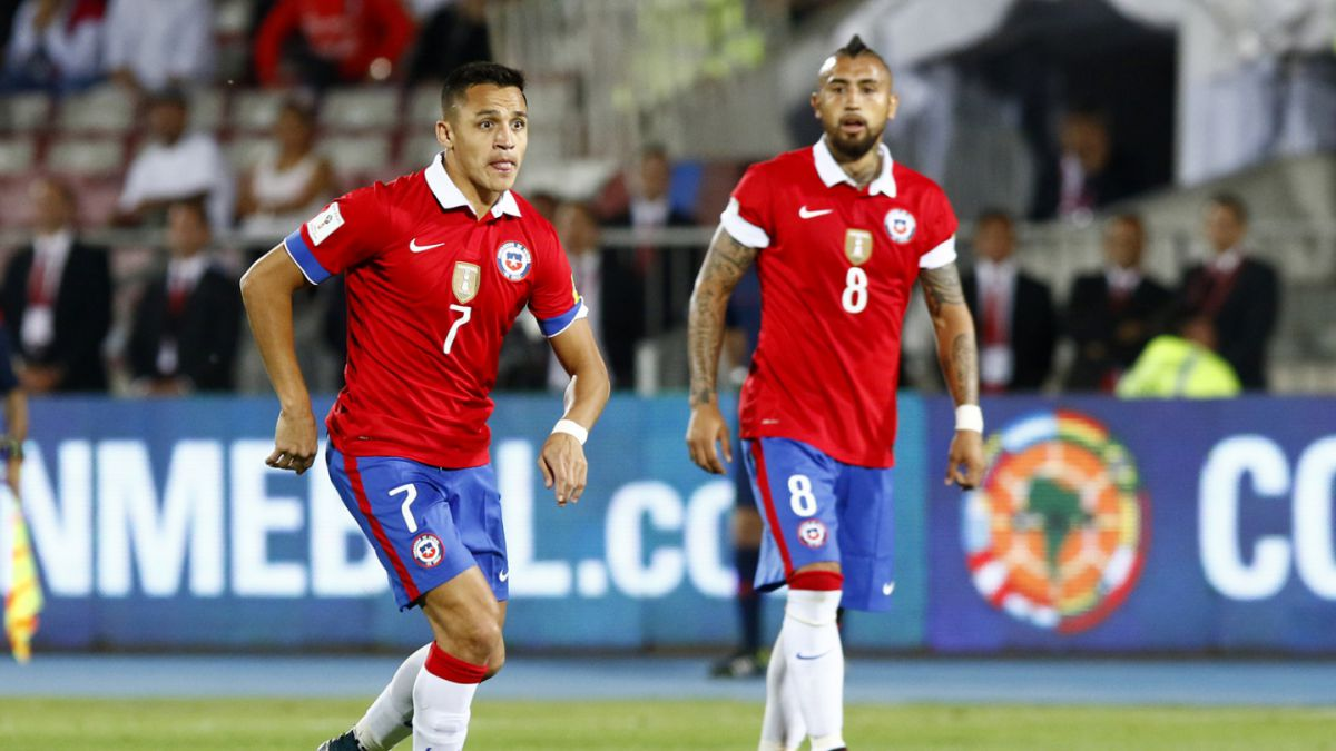 Medio inglés asegura que Alexis Sánchez podría jugar con Arturo Vidal en Bayern