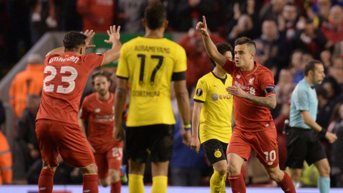 Liverpool-Villarreal y Shakhtar-Sevilla abren las semifinales de la Europa League