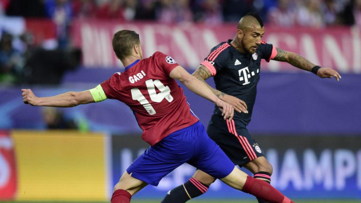 [Minuto a Minuto] Bayern y Vidal perdió ante Atlético Madrid en semis de Champions