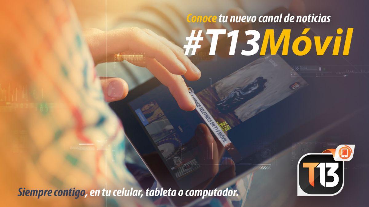 T13 Móvil es tu canal de noticias para smartphones, tabletas y computadores
