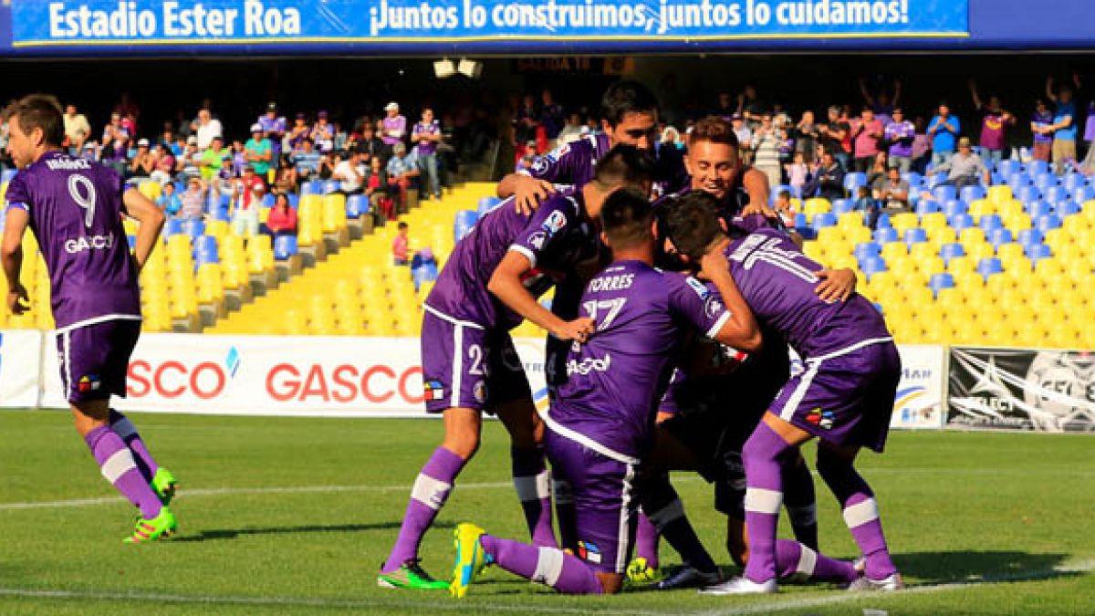Ascenso y caída de Deportes Concepción