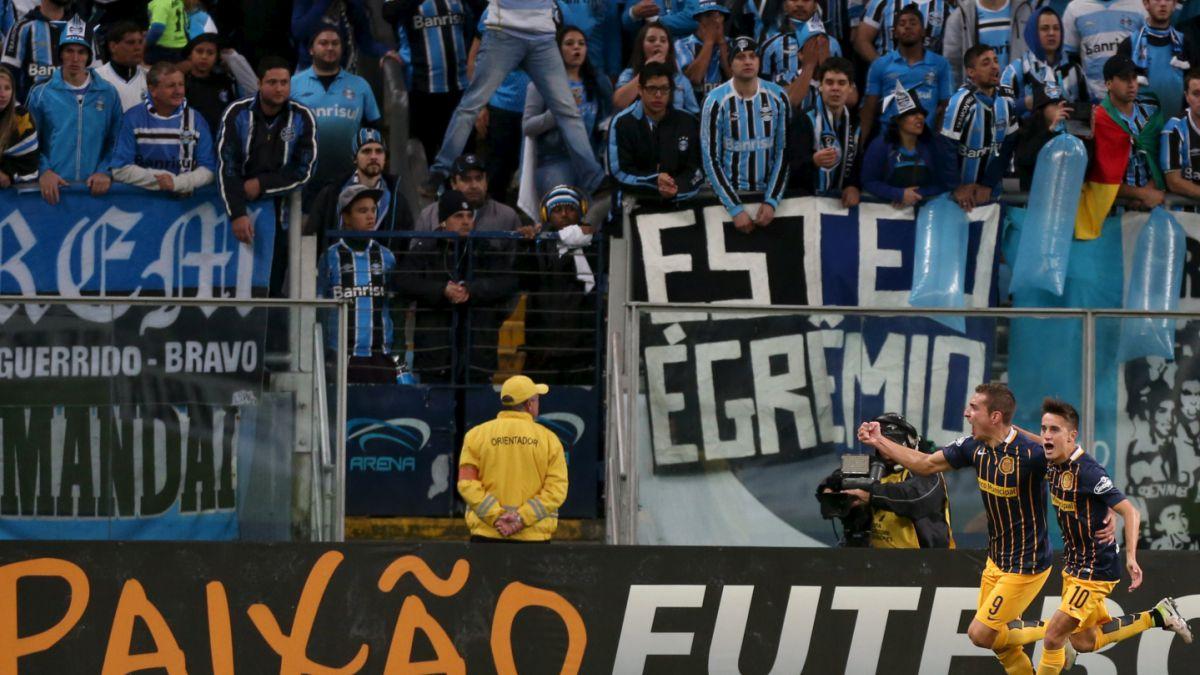 Rosario Central sorprende en jornada de octavos de Libertadores marcada por empates