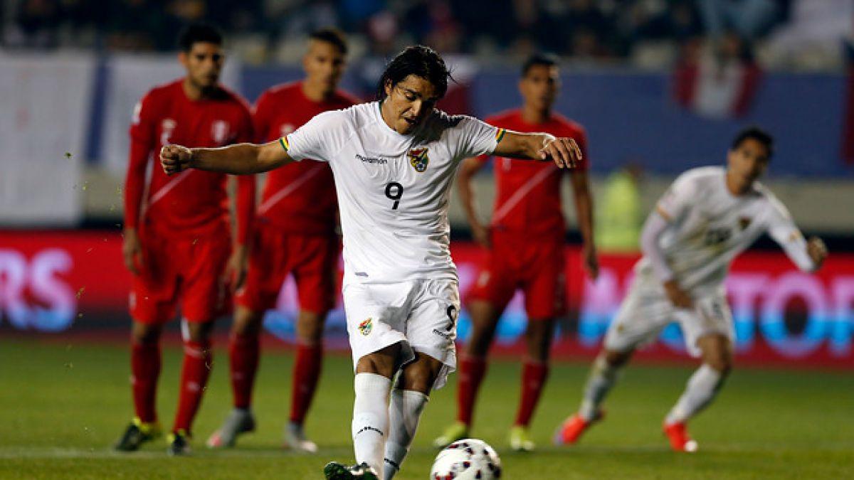 Bolivia busca el retorno a la selección de Moreno Martins para la Copa América Centenario