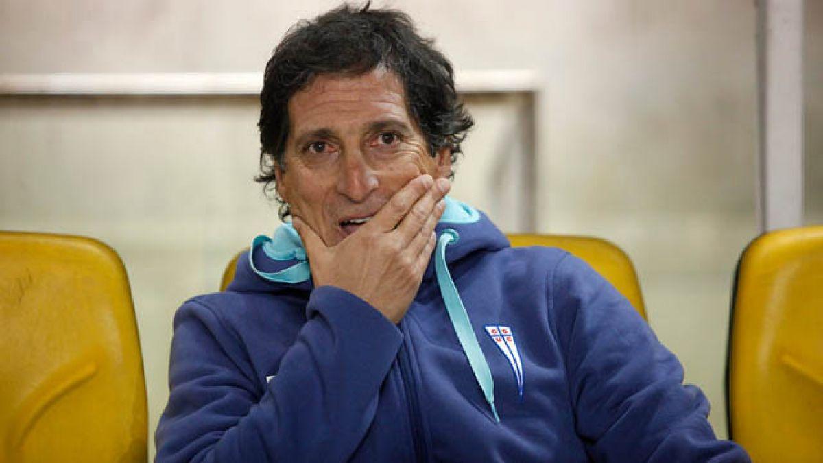 """Mario Salas: """"Pareciera que aunque la Católica salga campeón el estigma no va a cambiar"""""""