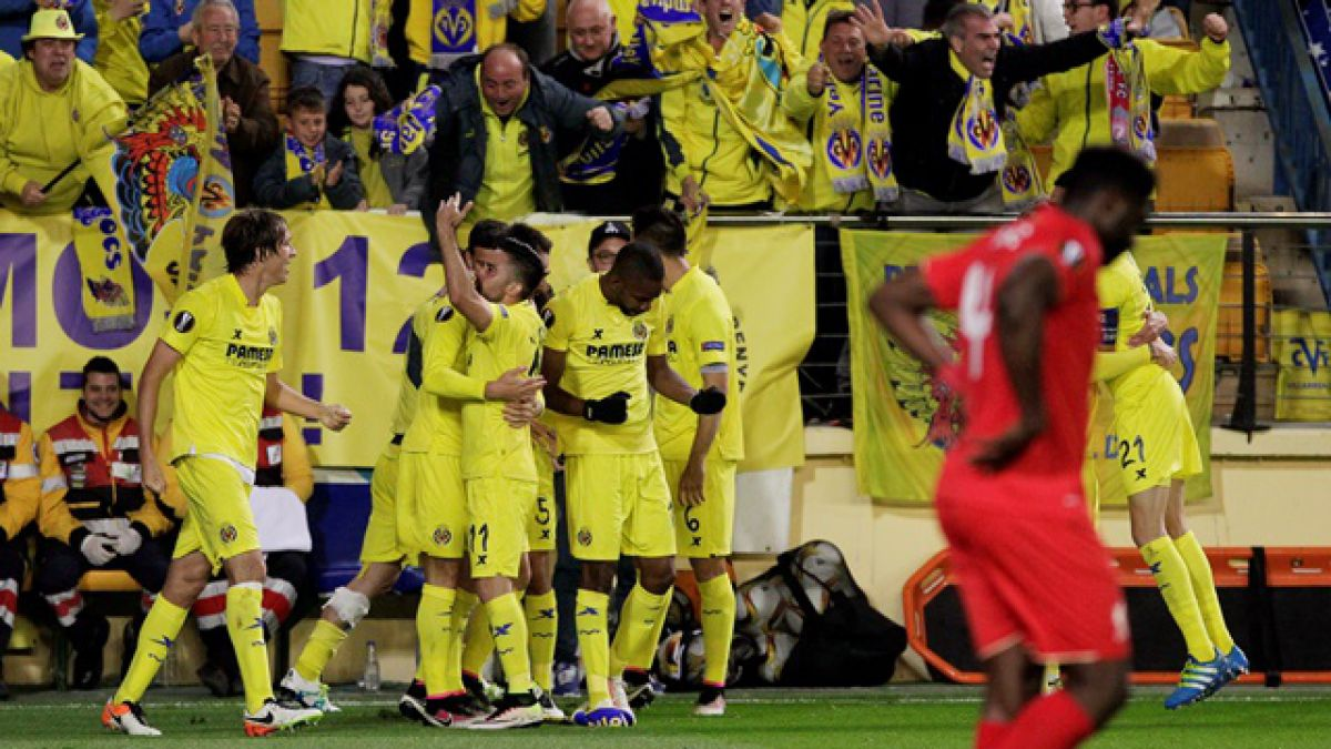 Villarreal se impone en la agonía ante el Liverpool y da el primer golpe en la Europa League