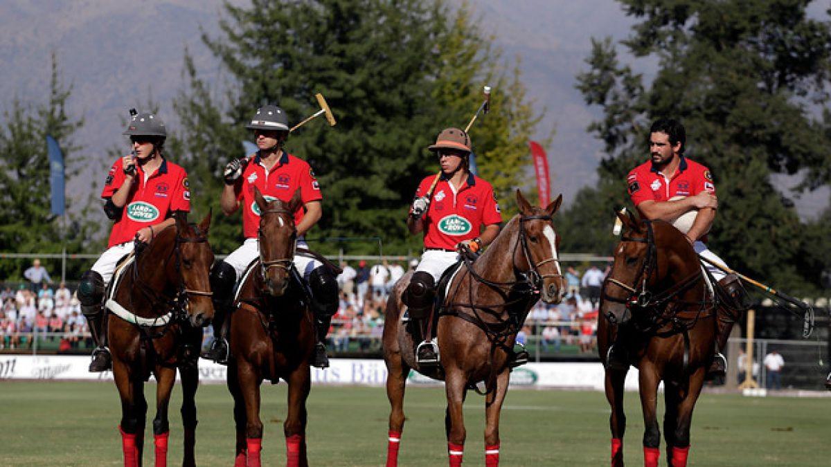 Chile obtiene el título en la Copa de las Naciones de Polo tras derrotar a Argentina