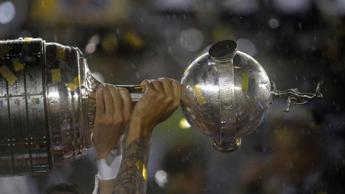 Presidente de la Conmebol plantea posibilidad de que Copa Libertadores tenga una sola final