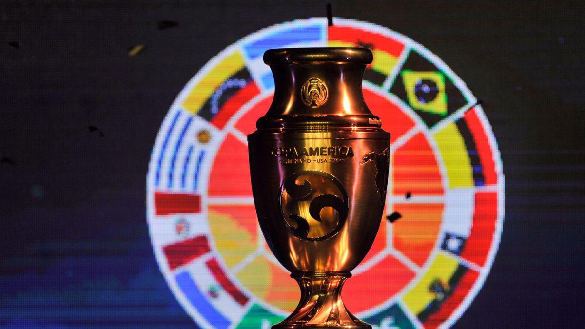 [FOTOS] El trofeo que recibirá el campeón de la Copa América Centenario