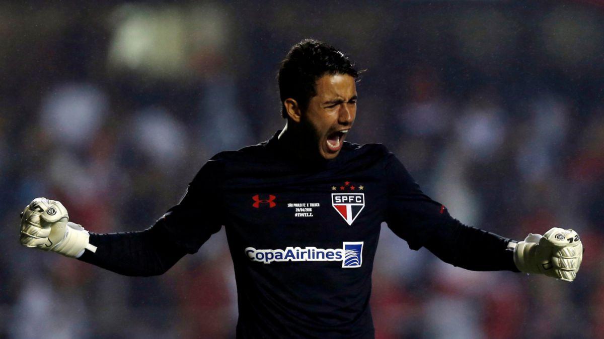 Sao Paulo golea a Toluca y queda a un paso de los cuartos de la Libertadores