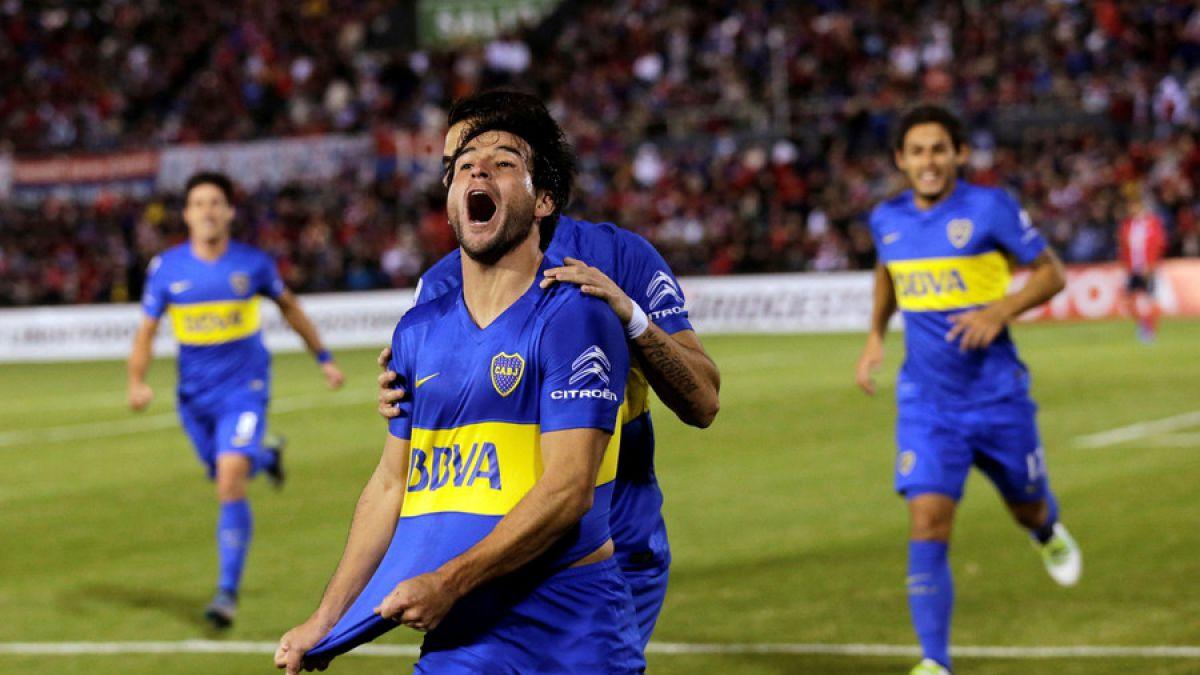 Un sobrio Boca saca valiosa victoria ante Cerro Porteño en Paraguay