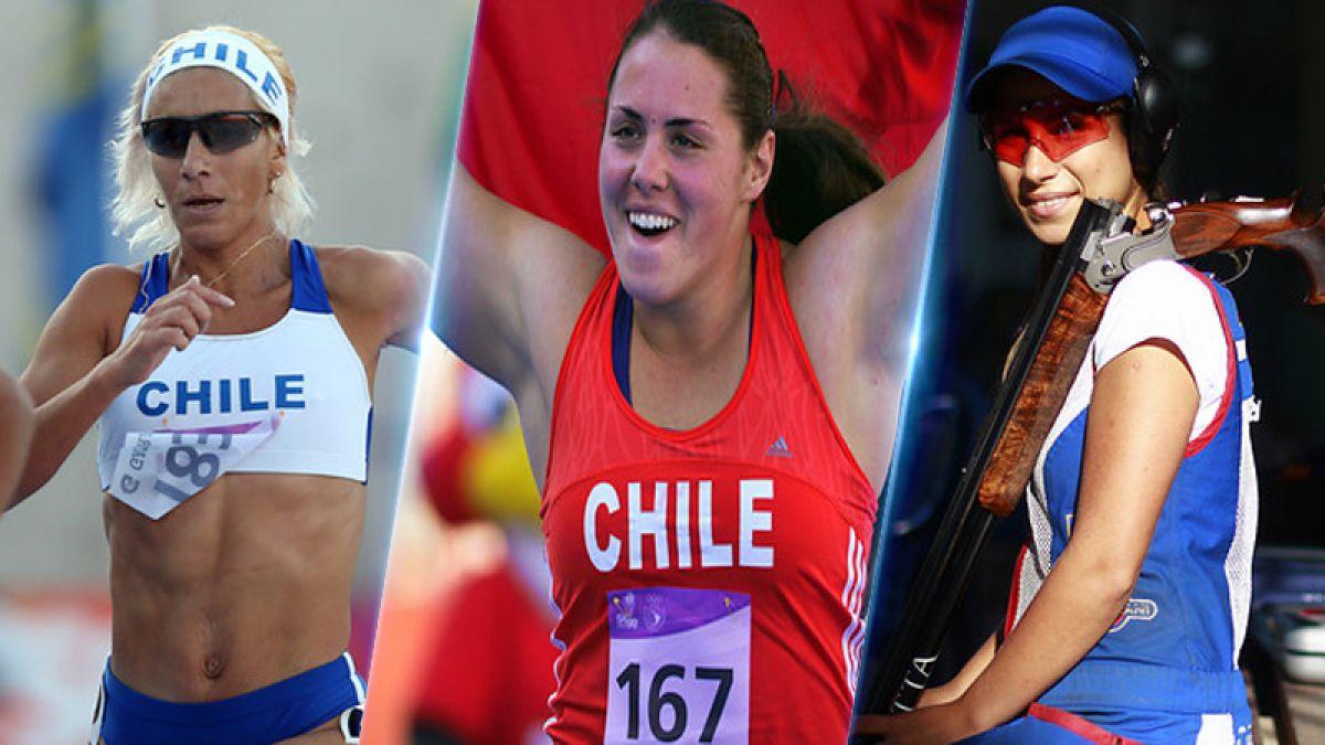 Abanderado del Team Chile para JJ.OO. de Rio 2016 será elegido por votación popular