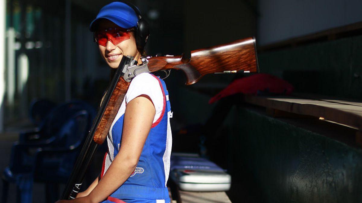 Carabineros logra recuperar implementos deportivos robados a Francisca Crovetto