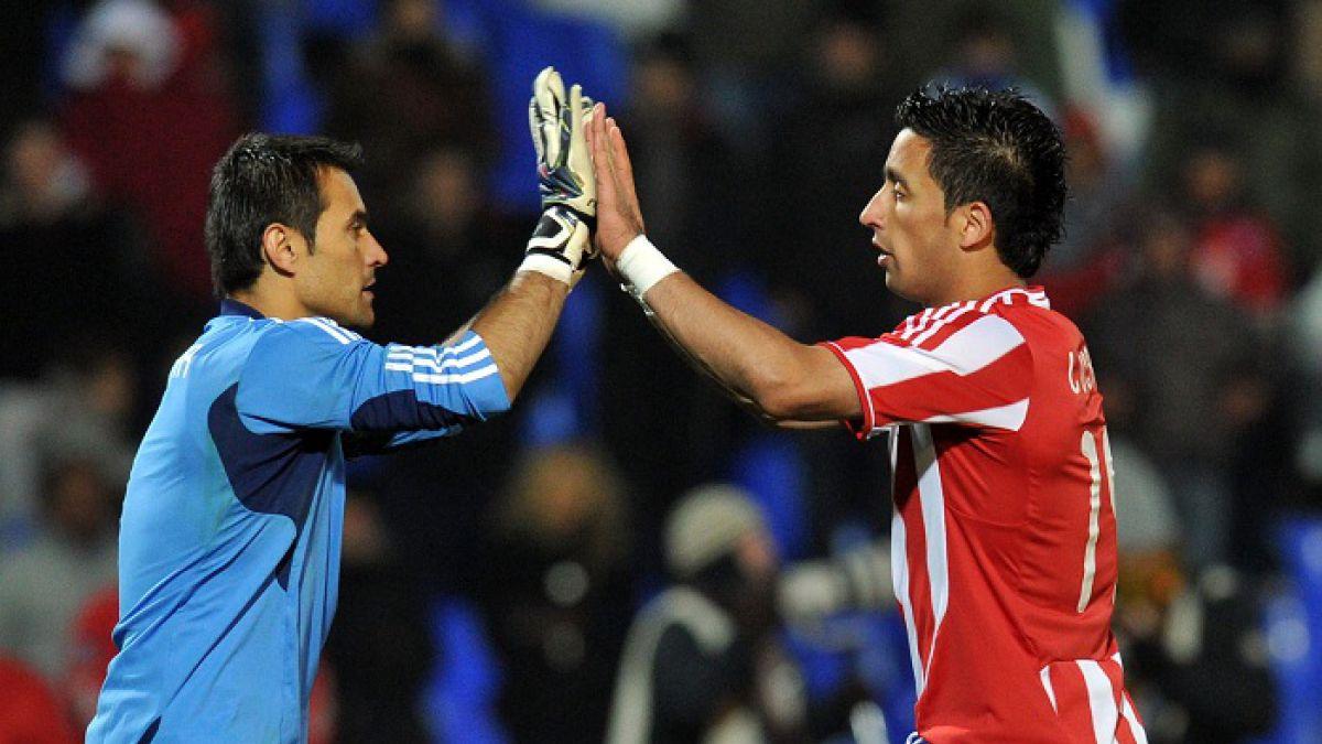 Villar y Barrios lideran la lista preliminar de Paraguay para Copa América Centenario
