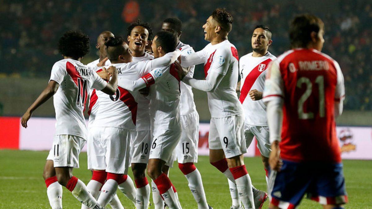 O'Higgins y Colo Colo aportan jugadores en nómina preliminar de Perú para Copa América Centenario